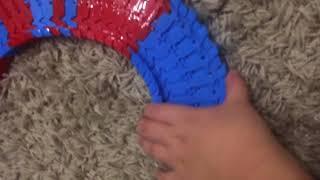 Гибкий трек от one toy/первая игрушка