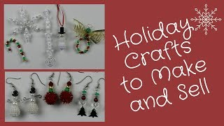 Holiday Crafts To Make And Sell At Fairs And Fundraisers