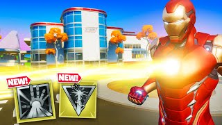 *NEW* Iron Man MYTHIC Items & Base! (Biggest Update ever)