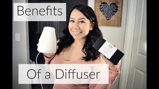 9 Benefits Of Using An Essential Oil Diffuser!!!