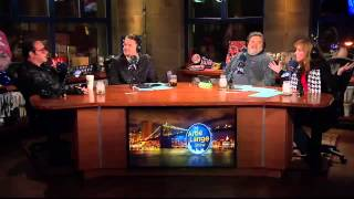 The Artie Lange Show -- Andrew Dice Clay (in-studio) Part 1