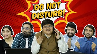Do Not Disturb | The Comedy Factory