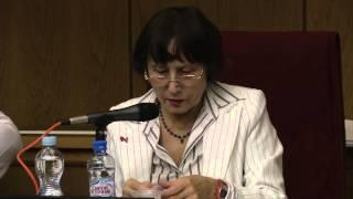 Защита диссертации Мацонашвили Т. Р.