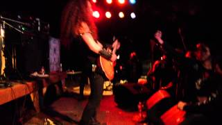 Absu - Four Crossed Wands (Spell 181) - live at Festum Carnis 2013