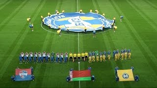 Высшая лига БАТЭ (Борисов) - ФК Минск 3-1 Обзор матча