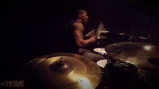 Eugene McBride - Drumcover =7 MindGames  By Kaz Rodriguez