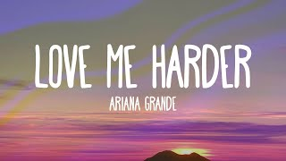 Ariana Grande - Love Me Harder (Audio Only) feat. The Weeknd