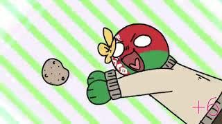Повышение и понижение тона | BAM BAM meme animation | CountryHumans