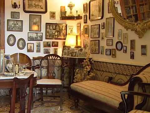 'La Casa del Monte'. Benito Pérez Galdós