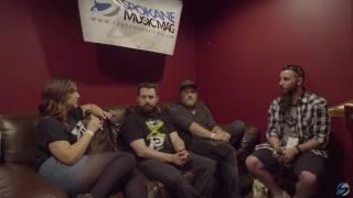 ELEPHANT GUN RIOT Interview (Spokane, WA)