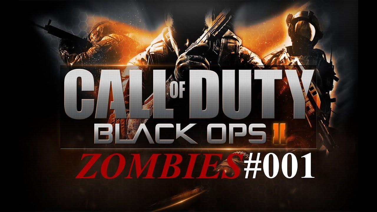 Lets Play CoD BlOps2 Zombie #001 - Tranzit: Die Reise beginnt