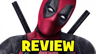 DEADPOOL Movie Review