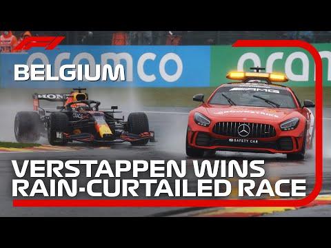 F1 第12戦ベルギーGP(スパ・フランコルシャン)決勝レースのハイライト動画