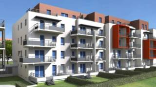 preview picture of video 'Gex  programme neuf appartement 2 pièces balcon Appartement'