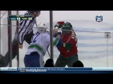 Zenon Konopka vs. Dale Weise