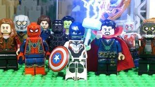LEGO AVENGERS ENDGAME - PART 12 - AVENGERS ASSEMBLE