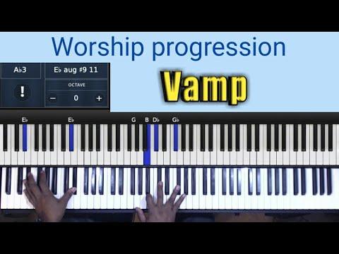 Worship vamp Progression