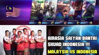 AirAsia Saiyan Bantai Skuad Indonesia !!! Full Skuad ASYN Mengganas di Ranked !!!