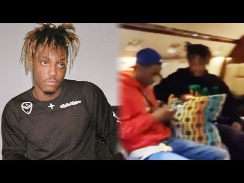 Juice Wrld Final Moments On The Plane Before His Passing At 21