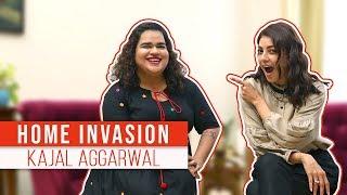 Kajal Aggarwal's Home Invasion   S2 Episode 3   MissMalini