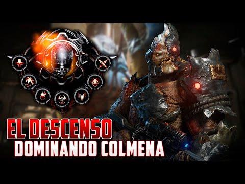 GEARS 5 | ESCAPE | EL DESCENSO *DIFICULTAD MAESTRO*