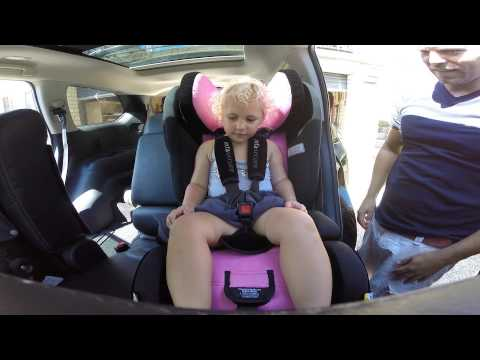 Infasecure evolve caprice child car seat review 2015