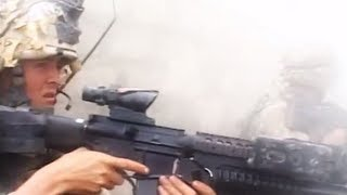 preview picture of video 'Marines taking Fallujah with FORCE from enemy'