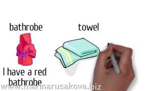Уроки английского языка  для начинающих - учим слова методом ассоциаций