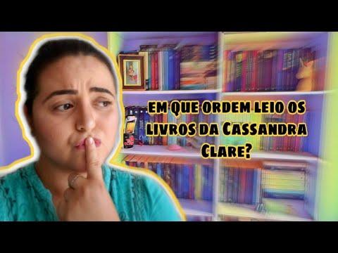 ORDEM DE LEITURA   Cassandra Clare   Isadora Livros
