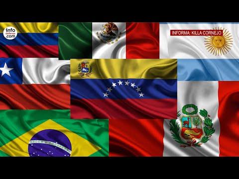 Balance del 2019 en el sector Defensa y Seguridad de algunos países de Latinoamérica