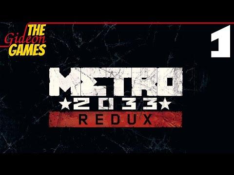 Прохождение Metro 2033: Redux [HD|PC|2014] - Часть 1 (Хантер)