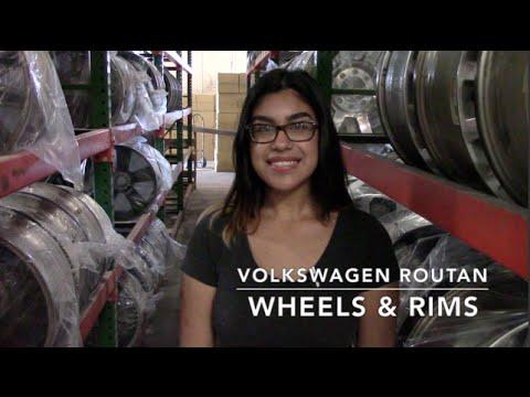 Factory Original Volkswagen Routan Wheels & Volkswagen Routan Rims – OriginalWheels.com