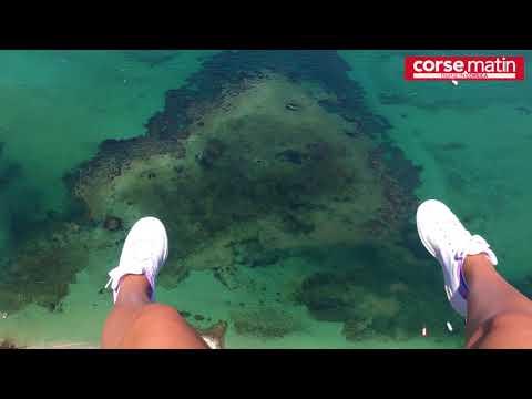 VIDEO. Découvrez le Golfe de Saint-Florent comme vous ne l'avez jamais vu !