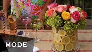 4 DIY Garden Party Ideas | Haute Hostess