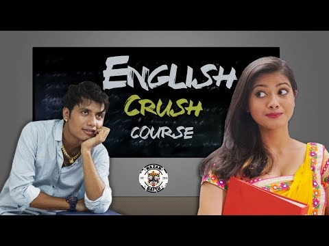 English crush course
