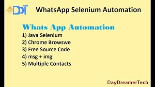 Whatsapp Automation Tool( Demo ) - Самые лучшие видео