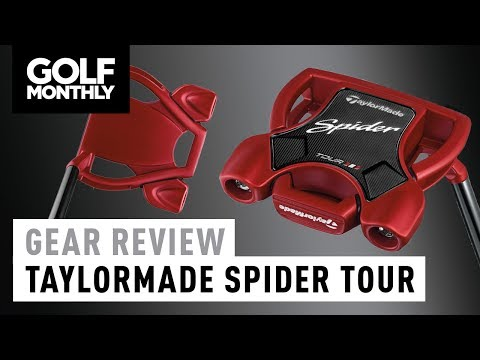 TaylorMade Spider Tour Red Putter Review