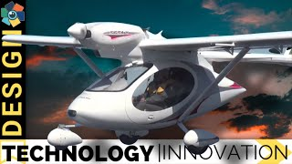 10 Unusual Aircraft | Smallest Manned Twin-Engine | Hydrogen Fuel Cell Powered Plane