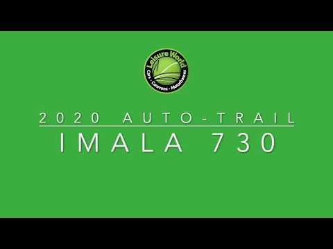 Auto-Trail Imala 730 Video Thummb