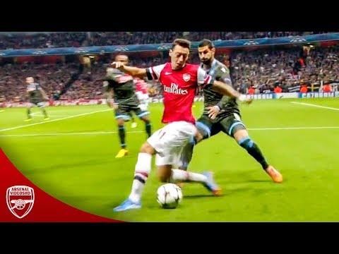 The Day Mesut Özil Destroyed Napoli