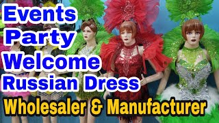 Event, Party, Russian, Welcome Dress Manufacturer And Wholesaler Ll Best For Event  Organizer Ll