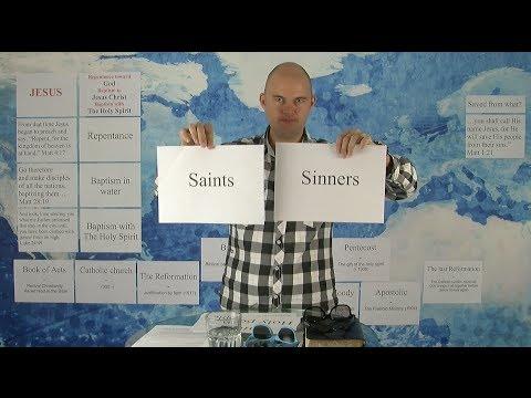 Lekcija 9 – Sveci ili grešnici