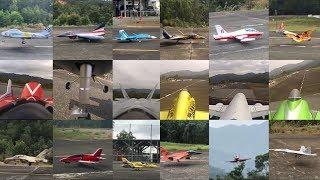 RC plane Best landings Compilation 2020(Hong Kong) by dji MP dji OA & FPV