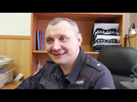 """""""Один день из... """" участковый уполномоченный полиции"""