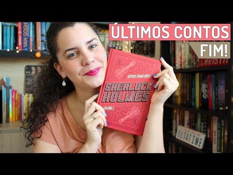 HISTÓRIAS DE SHERLOCK HOLMES | BOOK ADDICT