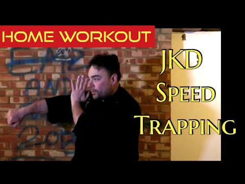 Home Training | Jeet Kune Do Hand Speed & Foot Speed Training ...