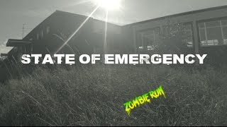 preview picture of video 'State of Emergency | Zombie Run© 2014 @ St. Pölten Kaserne'