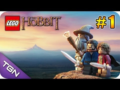 Gameplay de LEGO The Hobbit