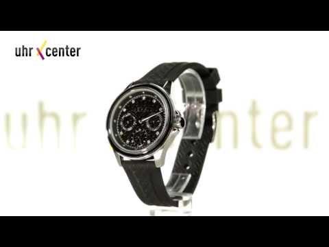 Esprit Uhren ES106822002 Clara Black Damen-Armbanduhr