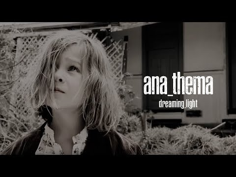 Anathema - Dreaming Light (from We're Here Because We're Here) online metal music video by ANATHEMA